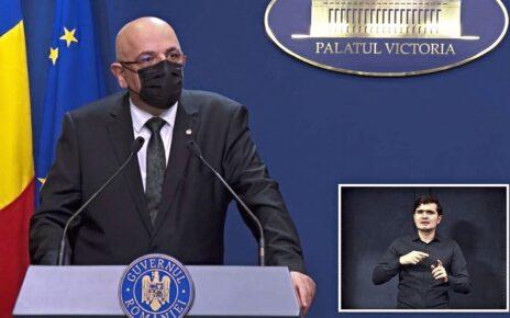 Raed Arafat anunță noi restricții pentru România - 25 Martie 2021